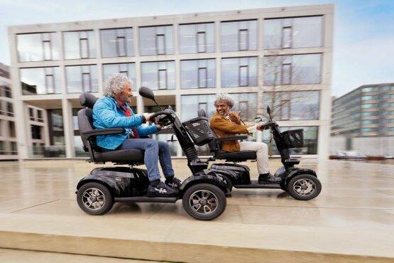 NIEUW! Whill, de demontabele design rolstoel