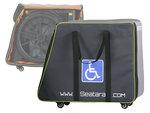 Wheelable accessoire: opbergkoffer