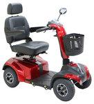Drive ST4D - 4 wiel scootmobiel (vernieuwde uitvoering)