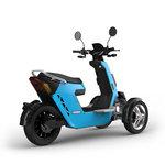 MOVE Vigorous V28 - 3 wiel scootmobiel