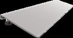Verstelbare drempelhulp - 3 tot 7cm