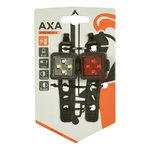 Verlichtingsset AXA Niteline 44-R - USB oplaadbaar