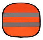 Reflectiescherm oranje