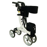 Drive Medical Nitro lichtgewicht rollator - wit