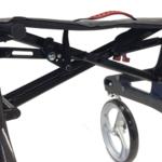 Drive Medical Nitro lichtgewicht rollator - zwart