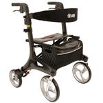 Drive Medical Nitro rollator lichtgewicht Carbon