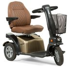 Life & Mobility Mezzo - 3 wiel scootmobiel Retro