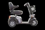Life & Mobility Primo Arrivo - 4 wiel scootmobiel zilver