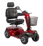 Drive ST4D plus rood - 4 wiel scootmobiel