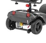 Drive ST3D antraciet - 4 wiel scootmobiel
