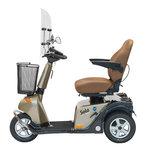 Life & Mobility Solo Elegance - 3 wiel scootmobiel retro