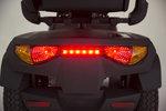 Invacare Orion Metro Carmine Red - 4 wiel scootmobiel
