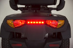 Invacare Orion Metro Carmine Red - 3 wiel scootmobiel