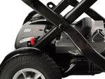 Brio S19FC Carbon - 4 wiel opvouwbare scootmobiel
