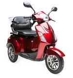 Comino elektrische 3 wiel scooter_