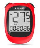 Rode GPS kilometerteller