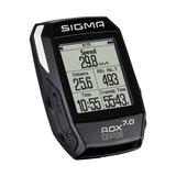 Sigma Rox 7.0 GPS kilometerteller zwart_