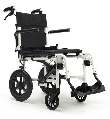 Vermeiren Bobby Evo - lichtgewicht transportrolstoel