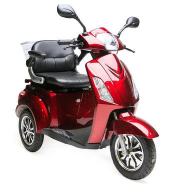 Comino elektrische 3 wiel scooter