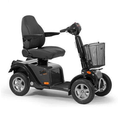 Life & Mobility Solo Black Edition - 4 wiel scootmobiel