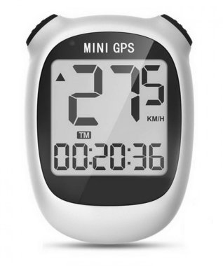 Scootmobiel GPS kilometerteller