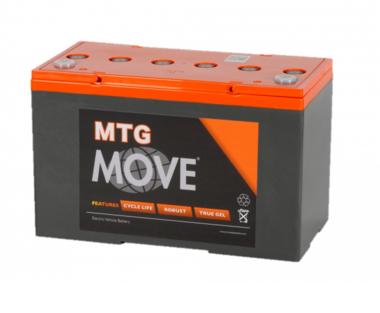 Scootmobiel GEL accu Move MTG 98 | 12 volt - 98 Ah