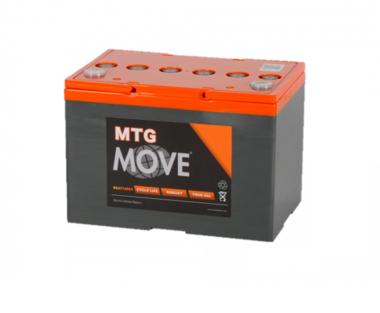 Scootmobiel GEL accu Move MTG 60 | 12 volt - 60 Ah