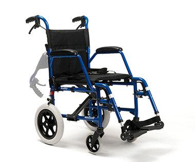 Vermeiren Bobby - rolstoel