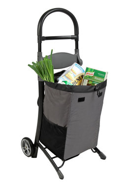 WheelzAhead Relax & Go shopping trolley