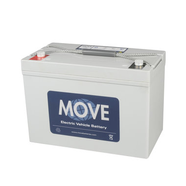 Scootmobiel accu Move MPA 105 | 12 volt - 105 Ah
