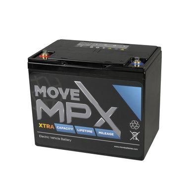 Scootmobiel accu Move MPX 85 | 12 volt - 105 Ah