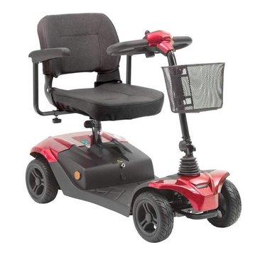 Drive ST3D Rood - 4 wiel scootmobiel