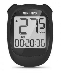 scootmobiel GPS kilometerteller zwart