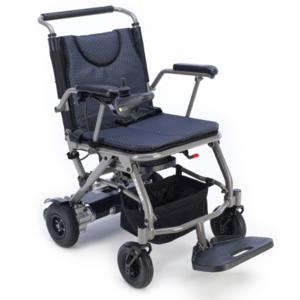 Invacare Kompas - elektrische opvouwbare rolstoel