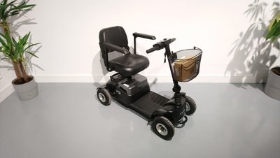 Occasion Life & Mobility Vivo zilvergrijs