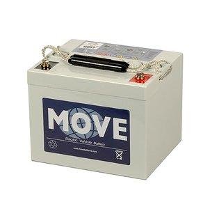 Scootmobiel accu Move MPA 50   12 volt - 50 Ah