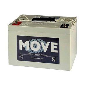 Scootmobiel accu Move 70   12 volt - 70 Ah