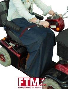 Scootmobiel schootskleed - deluxe