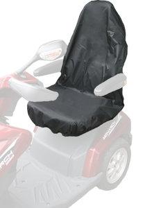 Zittinghoes scootmobiel zwart - Small 120x60