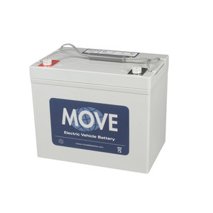 Scootmobiel accu Move MPA 85 | 12 volt - 85 Ah