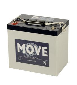 Scootmobiel accu Move MPG 78 | 12 volt - 78 Ah