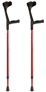 Ossenberg deelbare loopkrukkenset - Carbon rood