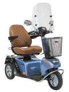 Life & Mobility Solo Blue Diamond - 3 wiel scootmobiel