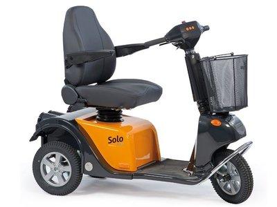 Life & Mobility Solo - 3 wiel scootmobiel