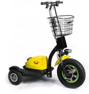 Briski elektrische scooter   Vernieuwd model!