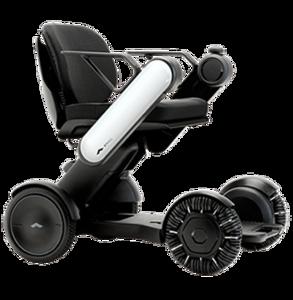 Whill model C - demontabele elektrische rolstoel